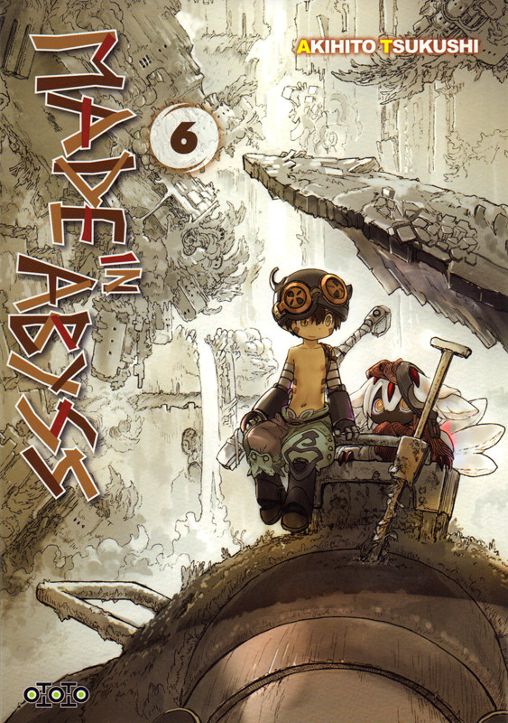 Couverture de Made in Abyss -6- Volume 6