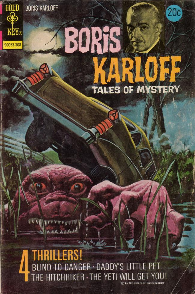 Couverture de Boris Karloff Tales of Mystery (1963) -49- (sans titre)