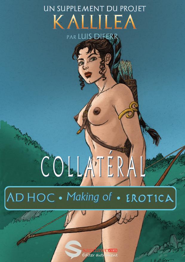 Couverture de Kallilea -2- Collateral