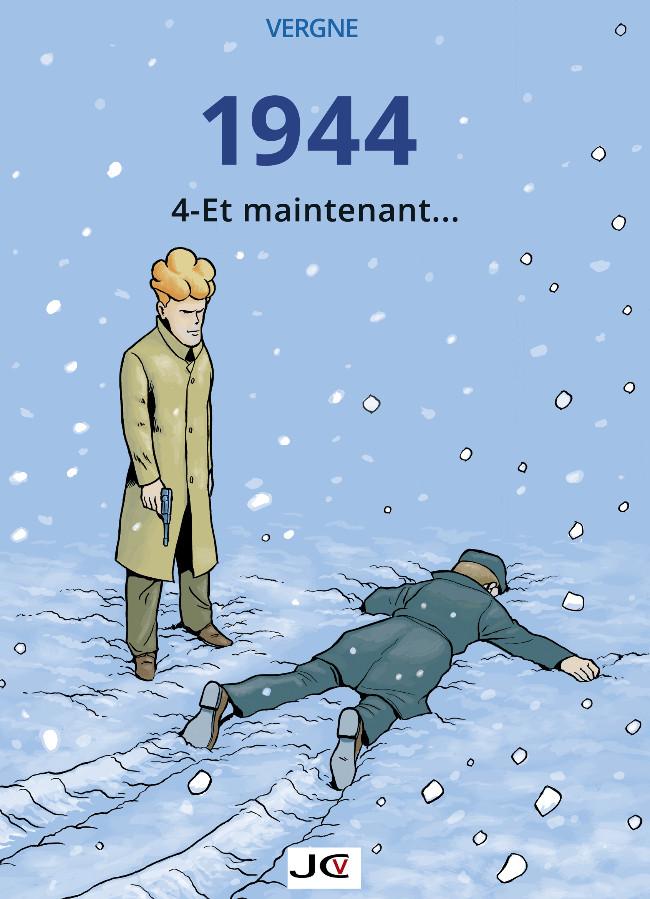 Couverture de 1944 -4- Et maintenant...