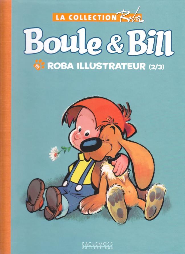 Couverture de Boule et Bill -15- (Collection Eaglemoss) -5151- Roba illustrateur (2/3)