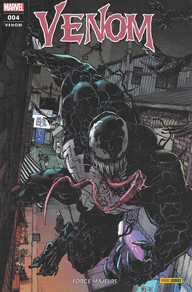 Couverture de Venom (2e série)  -4- Force majeure