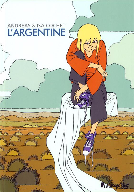 Couverture de L'argentine - L'Argentine