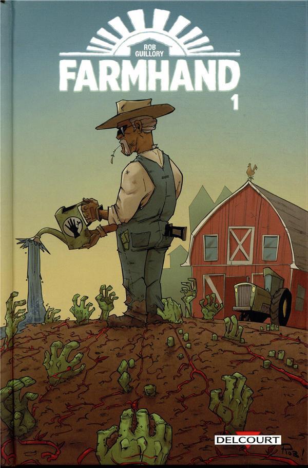 Couverture de Farmhand - Tome 1