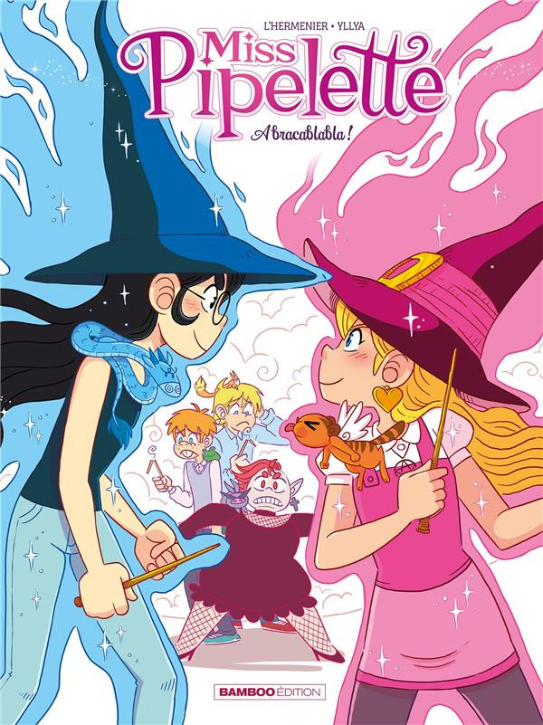 Couverture de Miss Pipelette -2- Tome 2