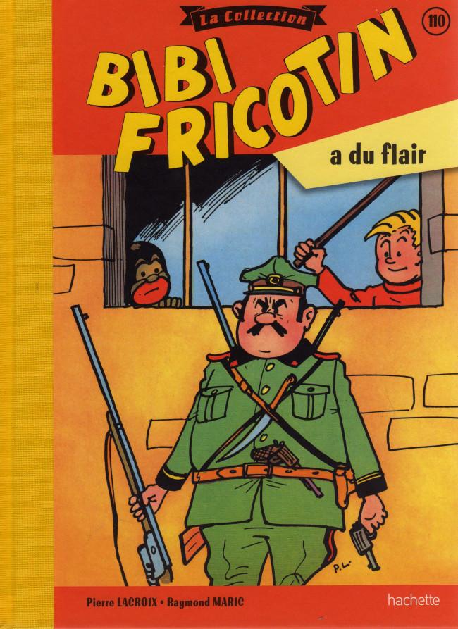 Couverture de Bibi Fricotin (Hachette - la collection) -110- Bibi Fricotin a du flair