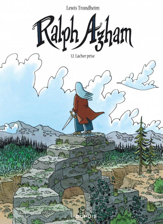 Couverture de Ralph Azham -12- Lâcher prise