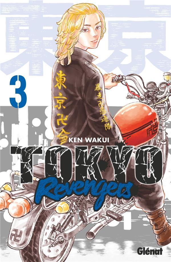 Couverture de Tokyo Revengers -3- Tome 3