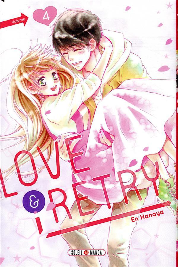 Couverture de Love & Retry -4- Tome 4