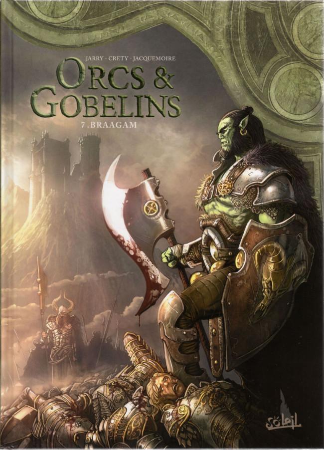 Couverture de Orcs & Gobelins -7- Braagam