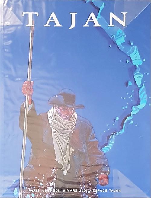 Couverture de (Catalogues) Ventes aux enchères - Tajan - Tajan - Bandes dessinées - Samedi 10 mars 2007 - Paris espace Tajan