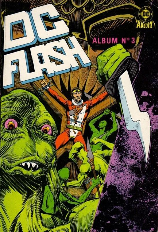 Couverture de DC Flash -Rec03- Album N°3 (du n°5 au n°6)