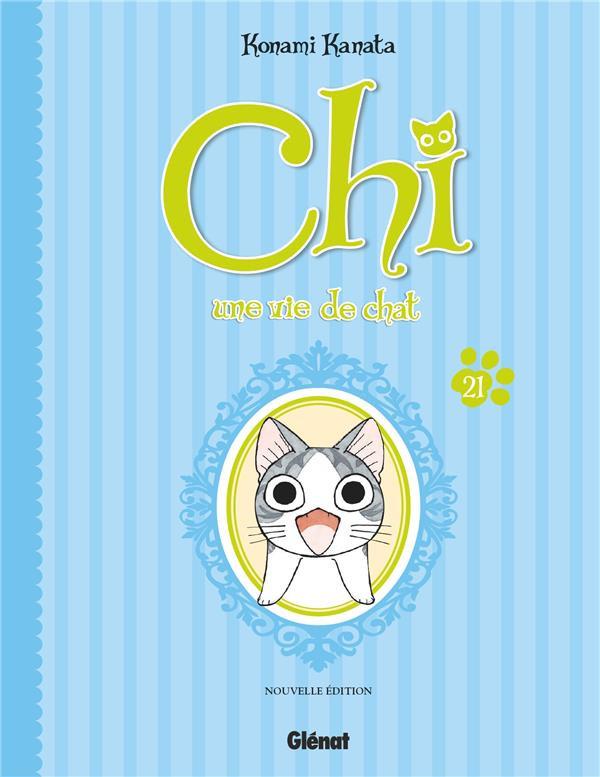 Couverture de Chi - Une vie de chat (grand format) -21- Tome 21