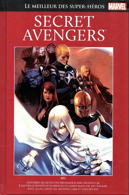Couverture de Marvel Comics : Le meilleur des Super-Héros - La collection (Hachette) -93- Secret avengers