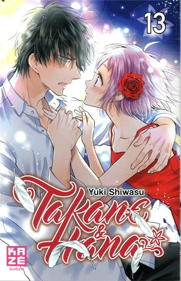 Couverture de Takane & Hana -13- Tome 13