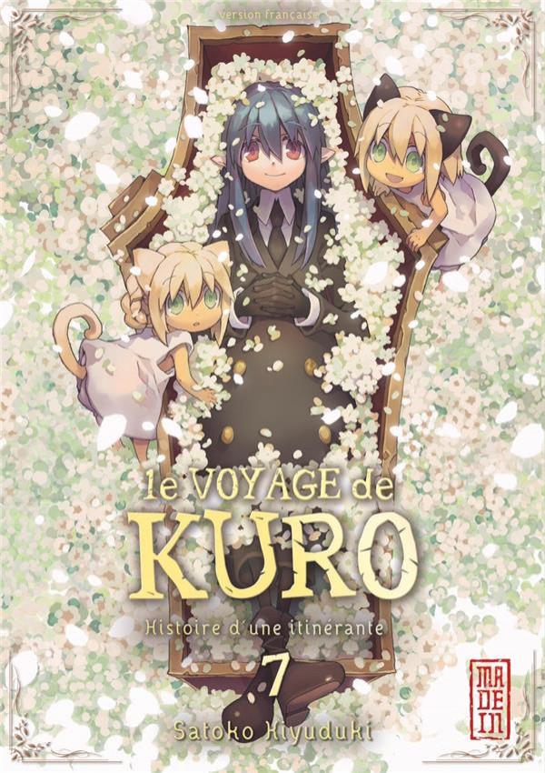 Couverture de Le voyage de Kuro -7- Tome 7