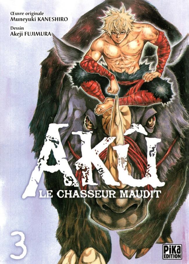 Couverture de Akû - le Chasseur Maudit -3- Tome 3