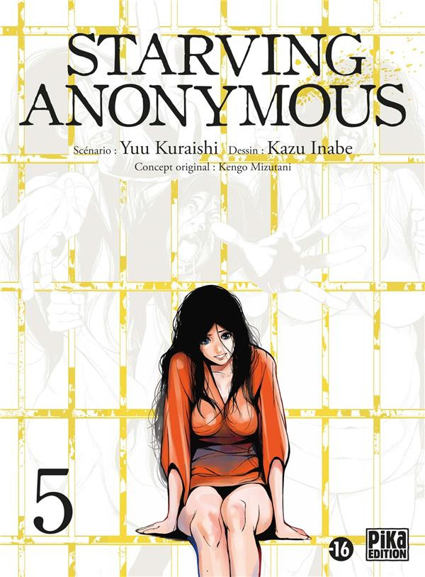 Couverture de Starving anonymous -5- Tome 5