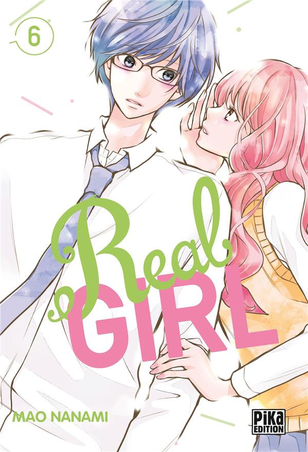 Couverture de Real girl -6- Tome 6