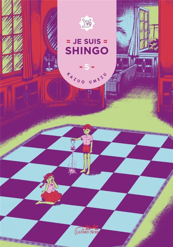 Couverture de Je suis Shingo -5- Tome 5