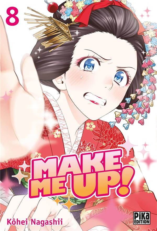Couverture de Make me up ! -8- Tome 8
