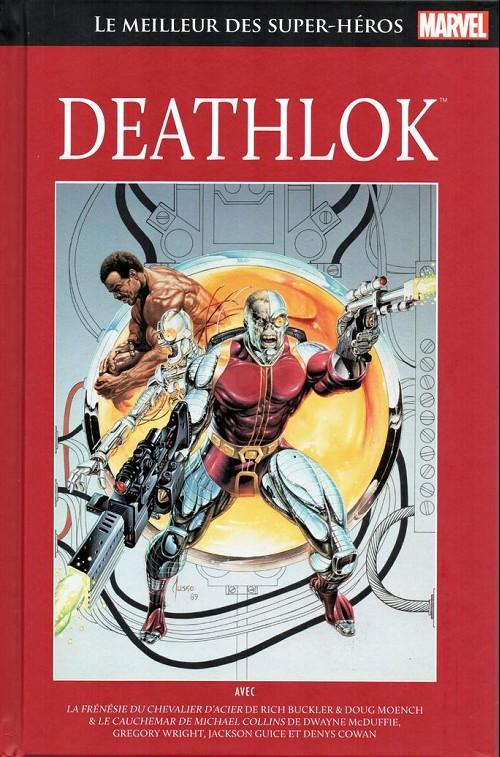 Couverture de Marvel Comics : Le meilleur des Super-Héros - La collection (Hachette) -92- Deathlok