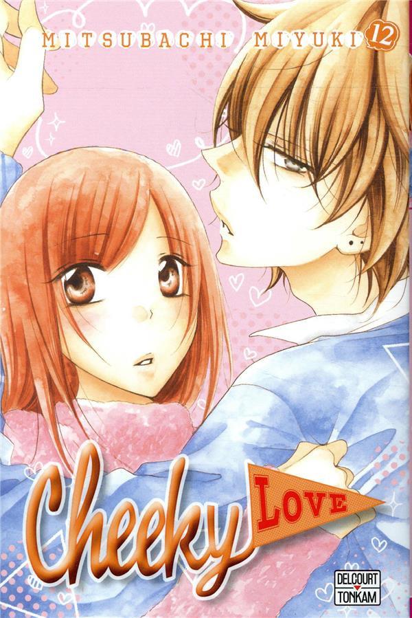 Couverture de Cheeky love -12- Tome 12