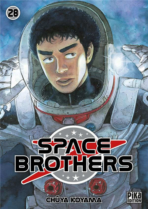 Couverture de Space Brothers -28- Tome 28