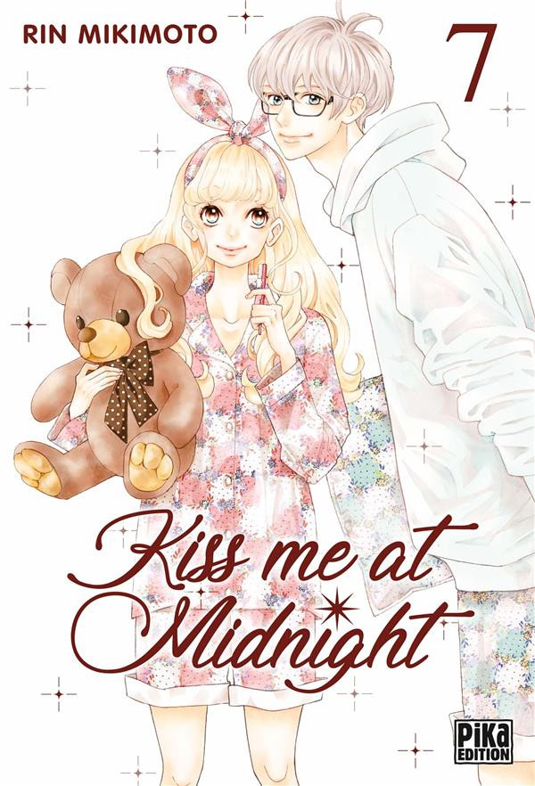 Couverture de Kiss me at Midnight -7- Tome 7
