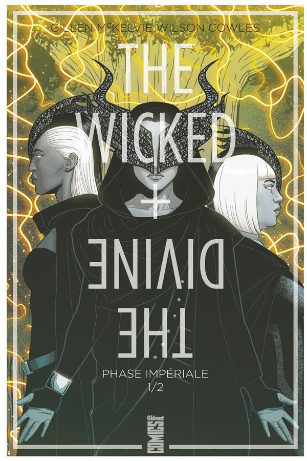 Couverture de Wicked + The Divine (The) -5- Phase impériale 1/2
