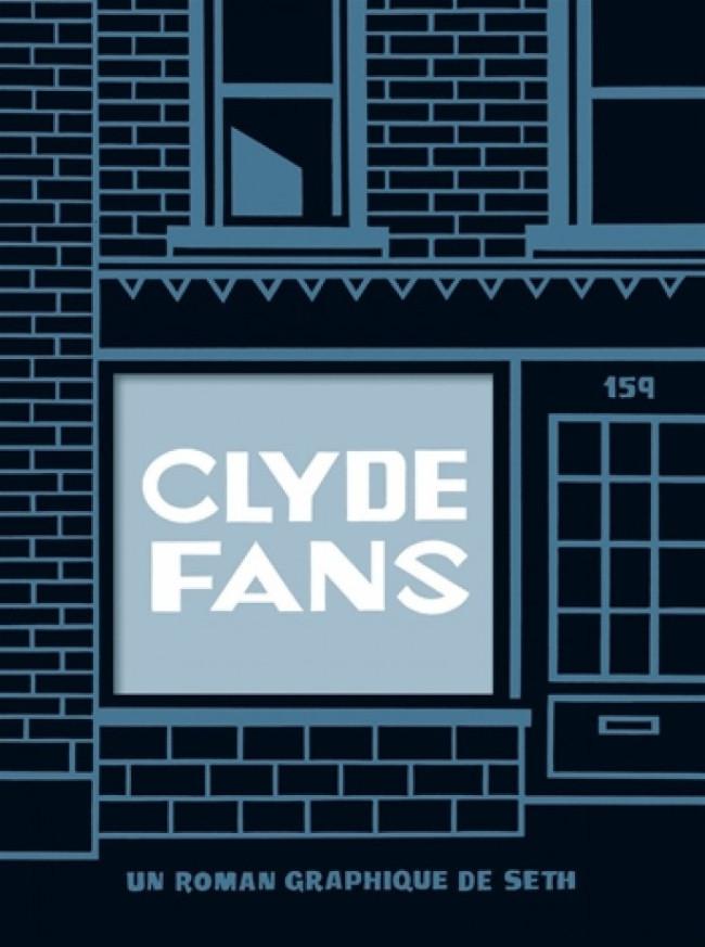 Couverture de Clyde Fans