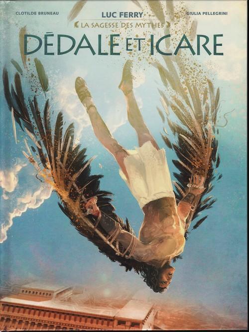Couverture de Dédale et Icare -7FL- Dédale et icare