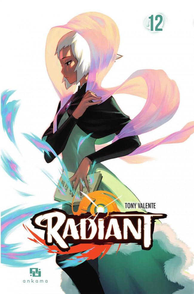 Couverture de Radiant -12- Tome 12