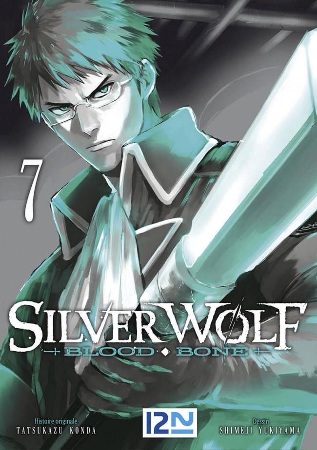 Couverture de Silver Wolf Blood Bone -7- Tome 7