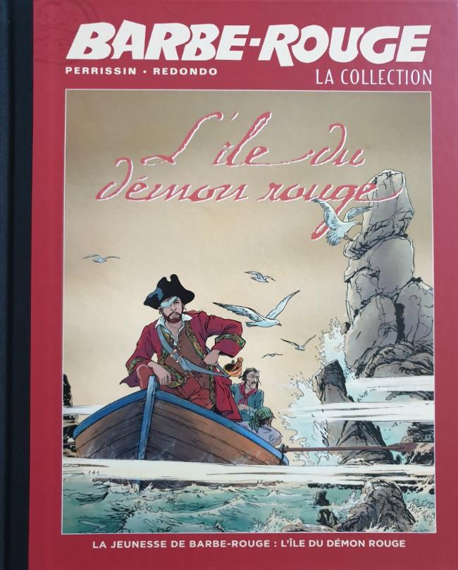 Couverture de Barbe-Rouge (Eaglemoss) -39- L'Île du Démon Rouge