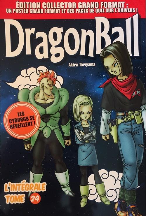 Couverture de Dragon Ball - La Collection (Hachette) -24- Tome 24