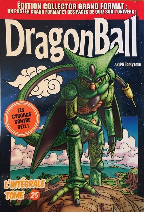 Couverture de Dragon Ball - La Collection (Hachette) -25- Tome 25
