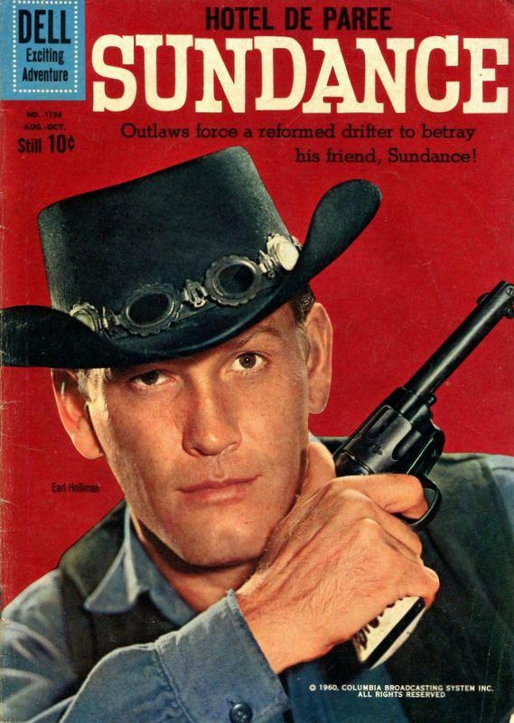 Couverture de Four Color Comics (Dell - 1942) -1126- Hotel de Paree Sundance