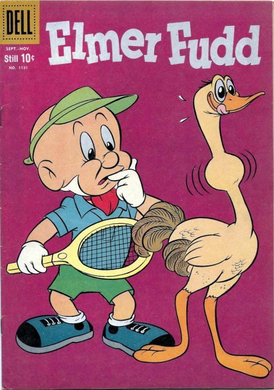 Couverture de Four Color Comics (Dell - 1942) -1131- Elmer Fudd