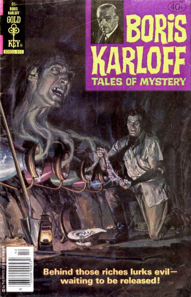 Couverture de Boris Karloff Tales of Mystery (1963) -95- (sans titre)