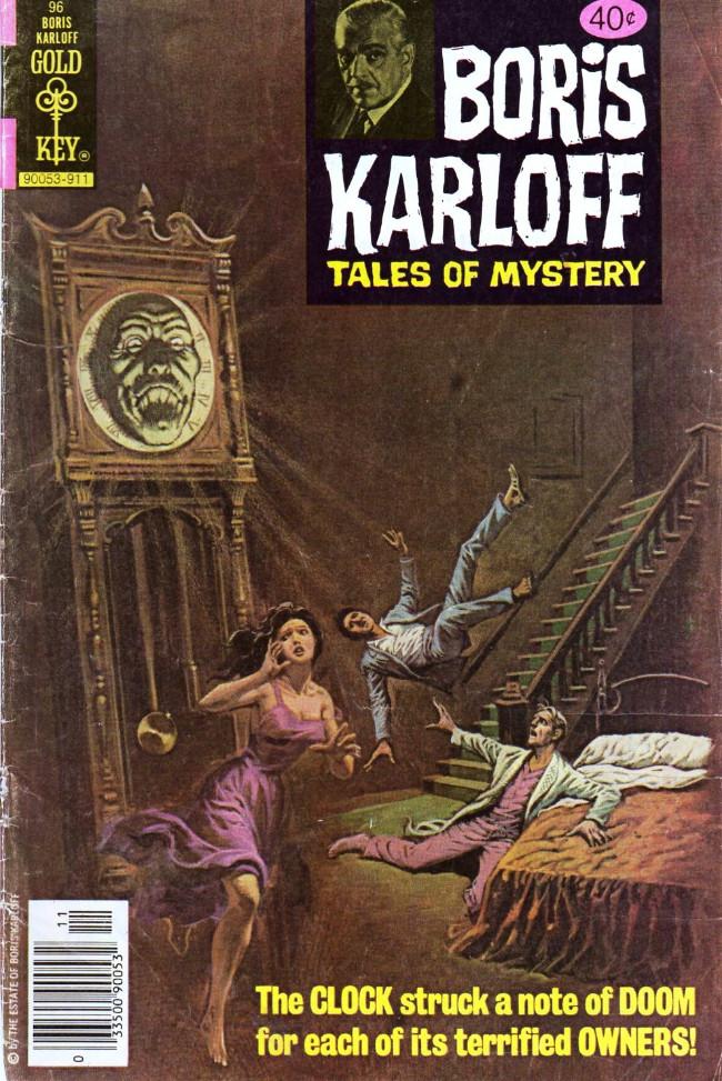 Couverture de Boris Karloff Tales of Mystery (1963) -96- (sans titre)