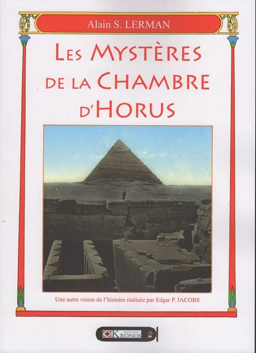 Couverture de Blake et Mortimer (Divers) - Les mystères de la chambre d'Horus