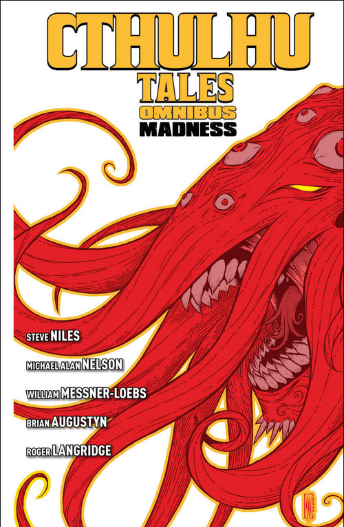 Couverture de Cthulhu tales (2008) -Obni- Omnibus: Madness