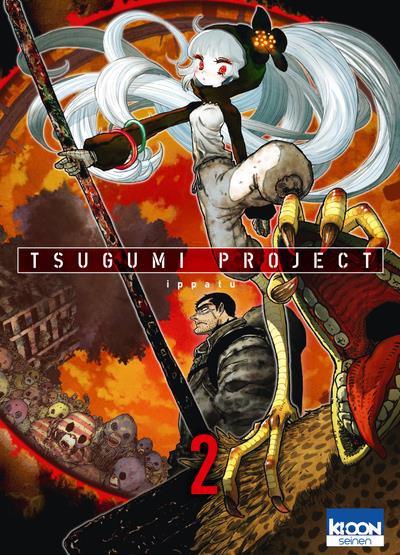 Couverture de Tsugumi Project -2- Tome 2
