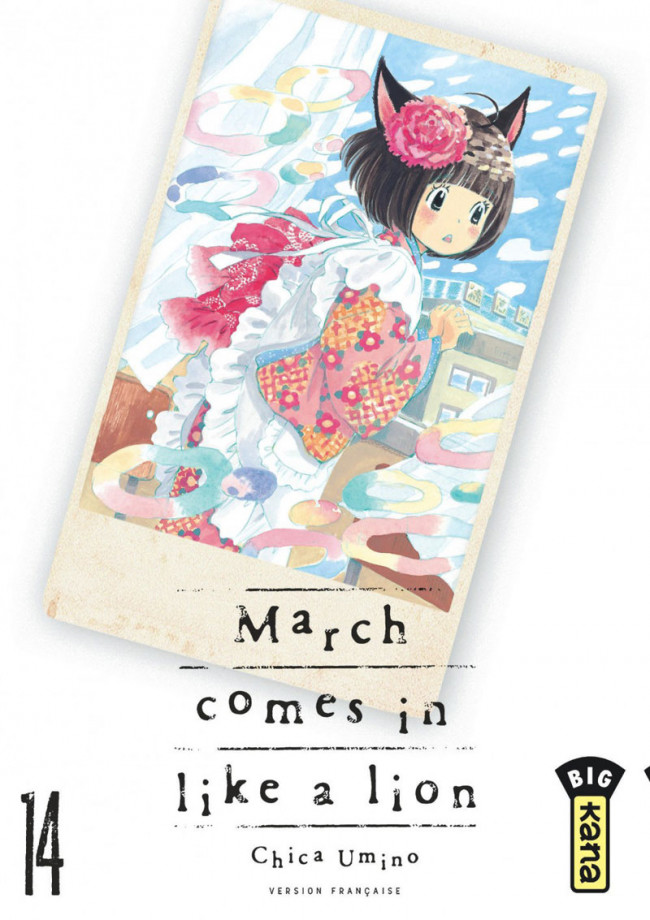 Couverture de March comes in like a lion -14- Tome 14