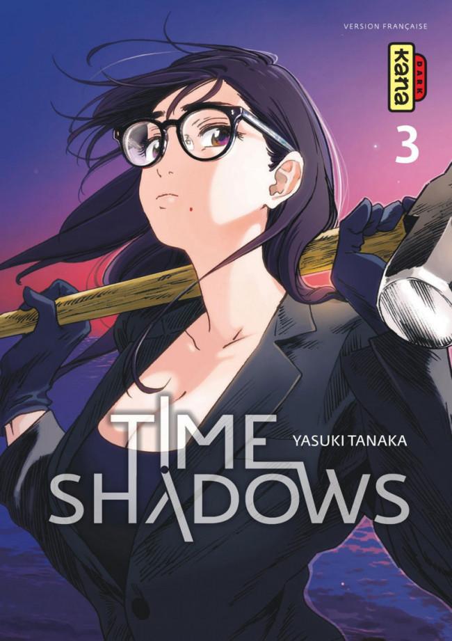 Couverture de Time Shadows -3- Tome 3