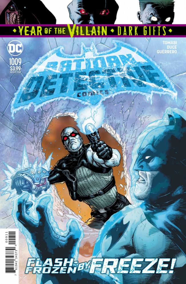 Couverture de Detective Comics (1937), Période Rebirth (2016) -1009- Survivor