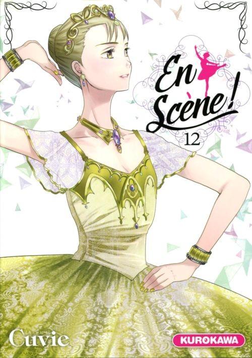 Couverture de En Scène ! (Cuvie) -12- Volume 12