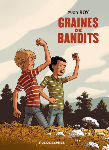 Couverture de Graines de bandits - graines de bandits