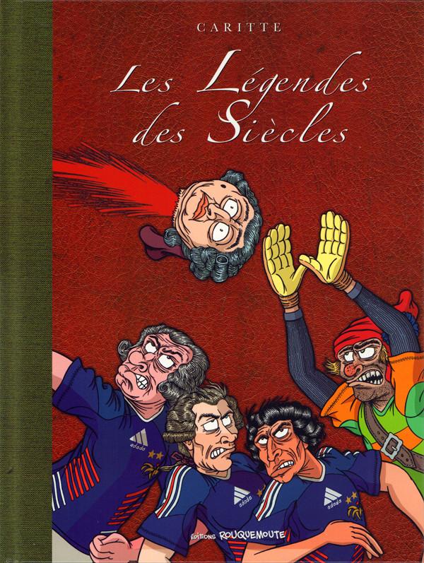 Couverture de Les légendes des Siècles - Les Légendes des Siècles